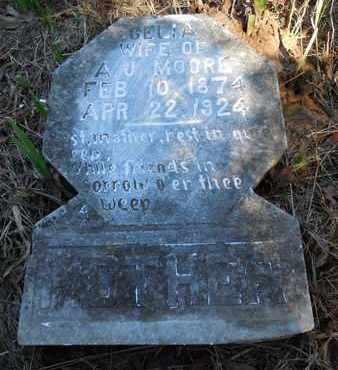 MOORE, CELIA - Jefferson County, Arkansas | CELIA MOORE - Arkansas Gravestone Photos