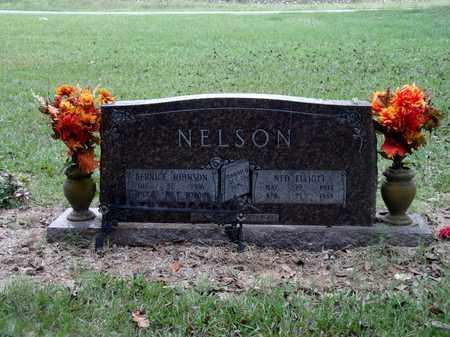 JOHNSON NELSON, BERNICE - Jefferson County, Arkansas   BERNICE JOHNSON NELSON - Arkansas Gravestone Photos