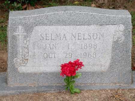 NELSON, SELMA - Jefferson County, Arkansas | SELMA NELSON - Arkansas Gravestone Photos