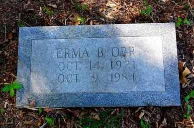 BOHANNAN ORR, ERMA LEE - Jefferson County, Arkansas | ERMA LEE BOHANNAN ORR - Arkansas Gravestone Photos