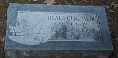 PARR, DONALD GENE - Jefferson County, Arkansas | DONALD GENE PARR - Arkansas Gravestone Photos