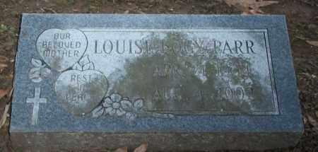 PARR, LOUISE - Jefferson County, Arkansas | LOUISE PARR - Arkansas Gravestone Photos
