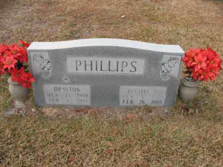 PHILLIPS, LUCILLE F - Jefferson County, Arkansas | LUCILLE F PHILLIPS - Arkansas Gravestone Photos