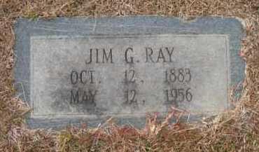 RAY, JIM G - Jefferson County, Arkansas | JIM G RAY - Arkansas Gravestone Photos