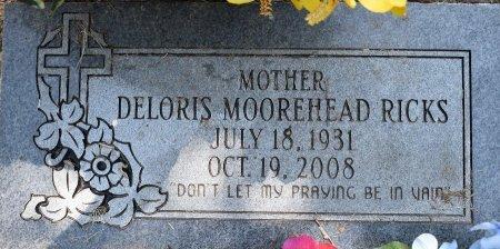RICKS, DELORIS - Jefferson County, Arkansas | DELORIS RICKS - Arkansas Gravestone Photos