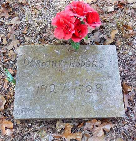 RODGERS, DOROTHY JEAN - Jefferson County, Arkansas | DOROTHY JEAN RODGERS - Arkansas Gravestone Photos