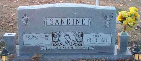 SANDINE, SHEILA - Jefferson County, Arkansas | SHEILA SANDINE - Arkansas Gravestone Photos