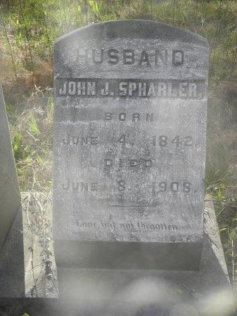 SPHARLER, JOHN J. - Jefferson County, Arkansas   JOHN J. SPHARLER - Arkansas Gravestone Photos