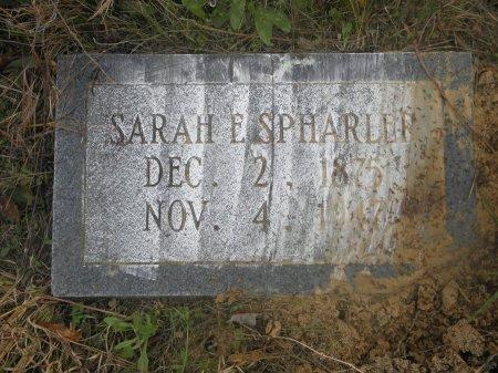 "TOMBERLIN SPHARLER, SARAH ELIZABETH ""BETTY"" - Jefferson County, Arkansas | SARAH ELIZABETH ""BETTY"" TOMBERLIN SPHARLER - Arkansas Gravestone Photos"