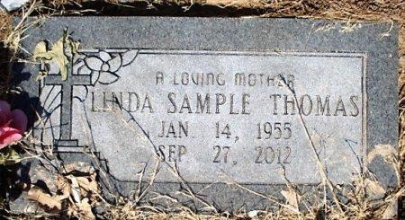 THOMAS, LINDA - Jefferson County, Arkansas   LINDA THOMAS - Arkansas Gravestone Photos
