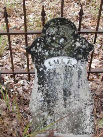 UNKNOWN, LULA - Jefferson County, Arkansas   LULA UNKNOWN - Arkansas Gravestone Photos