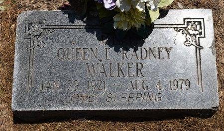 WALKER, QUEEN - Jefferson County, Arkansas | QUEEN WALKER - Arkansas Gravestone Photos