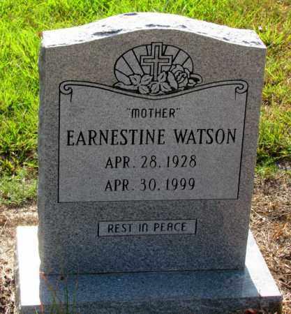 WATSON, EARNESTINE - Jefferson County, Arkansas   EARNESTINE WATSON - Arkansas Gravestone Photos