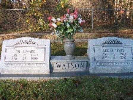 WATSON, ARLINE - Jefferson County, Arkansas | ARLINE WATSON - Arkansas Gravestone Photos