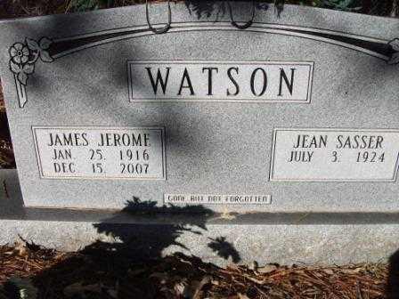 WATSON, JAMES JEROME - Jefferson County, Arkansas | JAMES JEROME WATSON - Arkansas Gravestone Photos