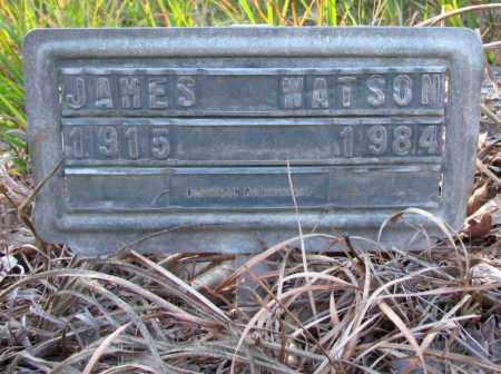 WATSON, JAMES - Jefferson County, Arkansas   JAMES WATSON - Arkansas Gravestone Photos
