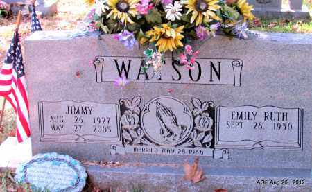 "WATSON, JAMES ROY ""JIMMY"" - Jefferson County, Arkansas   JAMES ROY ""JIMMY"" WATSON - Arkansas Gravestone Photos"