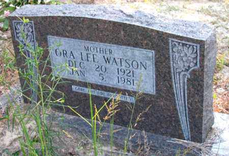 WATSON, ORA LEE - Jefferson County, Arkansas | ORA LEE WATSON - Arkansas Gravestone Photos