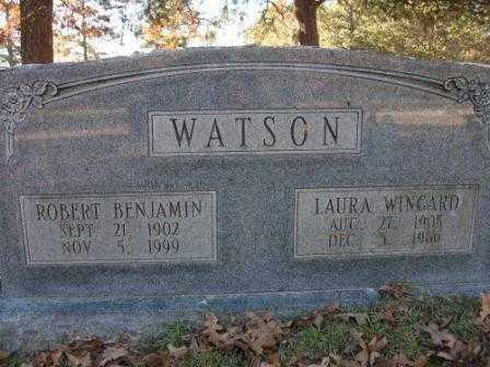 WATSON, LAURA - Jefferson County, Arkansas   LAURA WATSON - Arkansas Gravestone Photos