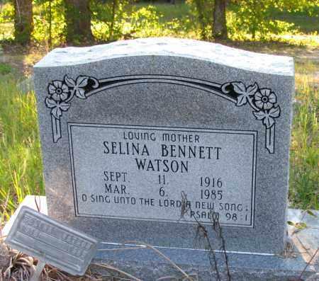 WATSON, SELINA - Jefferson County, Arkansas | SELINA WATSON - Arkansas Gravestone Photos