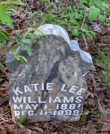 WILLIAMS, KATIE LEE - Jefferson County, Arkansas | KATIE LEE WILLIAMS - Arkansas Gravestone Photos