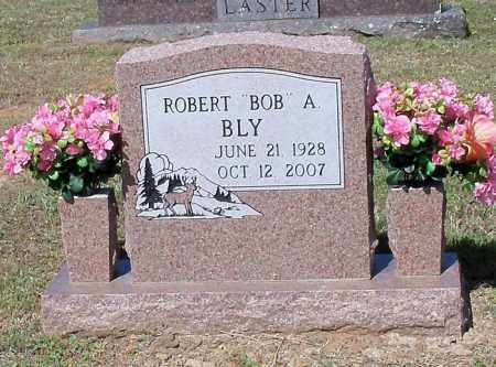 "BLY, ROBERT ALVIN ""BOB"" - Johnson County, Arkansas | ROBERT ALVIN ""BOB"" BLY - Arkansas Gravestone Photos"