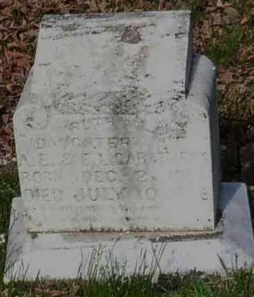 CAROTHERS, RUTH L - Johnson County, Arkansas | RUTH L CAROTHERS - Arkansas Gravestone Photos
