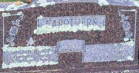 "CAROTHERS, WILLIAM M ""BUD"" - Johnson County, Arkansas | WILLIAM M ""BUD"" CAROTHERS - Arkansas Gravestone Photos"