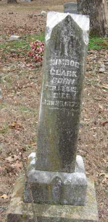 CLARK, NIMROD - Johnson County, Arkansas   NIMROD CLARK - Arkansas Gravestone Photos