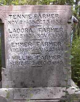 FARMER, EMMER - Johnson County, Arkansas | EMMER FARMER - Arkansas Gravestone Photos