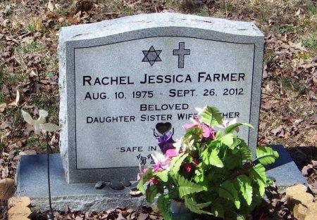 FARMER, RACHEL JESSICA - Johnson County, Arkansas   RACHEL JESSICA FARMER - Arkansas Gravestone Photos