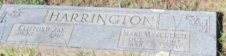 HARRINGTON, CLIFFORD JAY - Johnson County, Arkansas | CLIFFORD JAY HARRINGTON - Arkansas Gravestone Photos