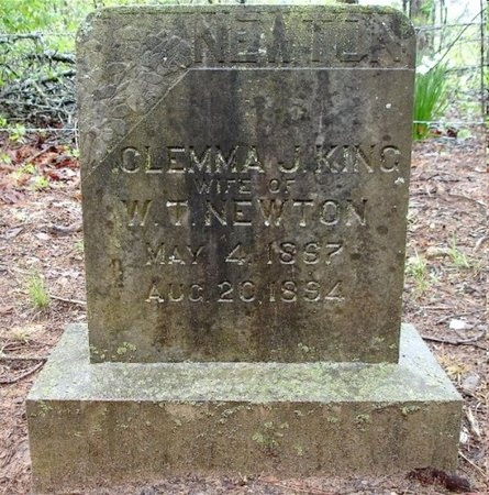 NEWTON, CLEMMA J. - Johnson County, Arkansas | CLEMMA J. NEWTON - Arkansas Gravestone Photos