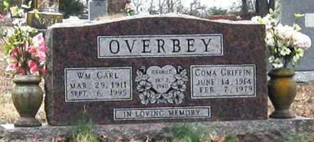 OVERBEY, COMA - Johnson County, Arkansas | COMA OVERBEY - Arkansas Gravestone Photos