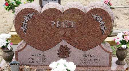 PRICE, JAWANA C - Johnson County, Arkansas   JAWANA C PRICE - Arkansas Gravestone Photos