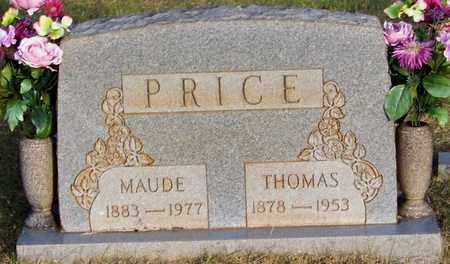 PRICE, THOMAS - Johnson County, Arkansas   THOMAS PRICE - Arkansas Gravestone Photos