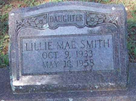 SMITH, LILLIE MAE - Johnson County, Arkansas | LILLIE MAE SMITH - Arkansas Gravestone Photos