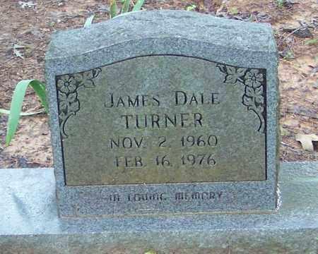 TURNER, JAMES DALE - Johnson County, Arkansas   JAMES DALE TURNER - Arkansas Gravestone Photos