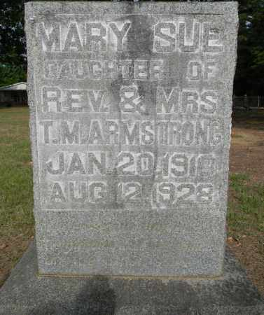 ARMSTRONG, MARY SUE - Lafayette County, Arkansas   MARY SUE ARMSTRONG - Arkansas Gravestone Photos