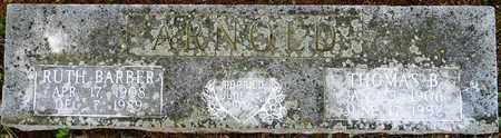 ARNOLD, THOMAS B - Lafayette County, Arkansas | THOMAS B ARNOLD - Arkansas Gravestone Photos