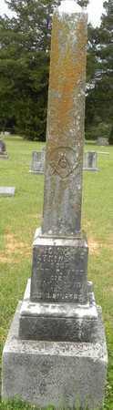 ATKINSON, JOHN  C (FULL VIEW) - Lafayette County, Arkansas | JOHN  C (FULL VIEW) ATKINSON - Arkansas Gravestone Photos