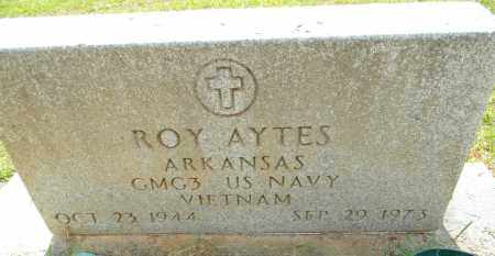 AYTES (VETERAN VIET), ROY - Lafayette County, Arkansas | ROY AYTES (VETERAN VIET) - Arkansas Gravestone Photos