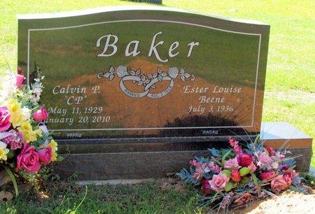 BAKER, ESTER LOUISE - Lafayette County, Arkansas | ESTER LOUISE BAKER - Arkansas Gravestone Photos