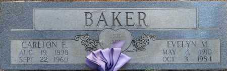 BAKER, EVELYN M - Lafayette County, Arkansas | EVELYN M BAKER - Arkansas Gravestone Photos