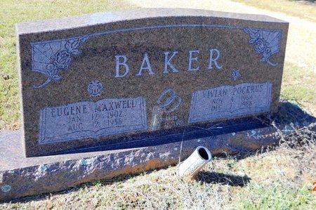 BAKER, VIVIAN - Lafayette County, Arkansas | VIVIAN BAKER - Arkansas Gravestone Photos