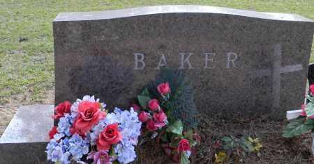 BAKER, FAMILY STONE - Lafayette County, Arkansas | FAMILY STONE BAKER - Arkansas Gravestone Photos