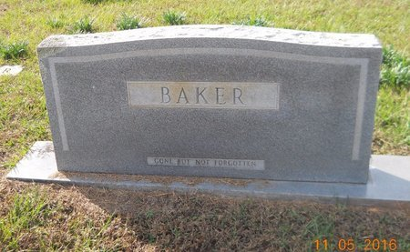 BAKER, FAMILY MARKER - Lafayette County, Arkansas | FAMILY MARKER BAKER - Arkansas Gravestone Photos