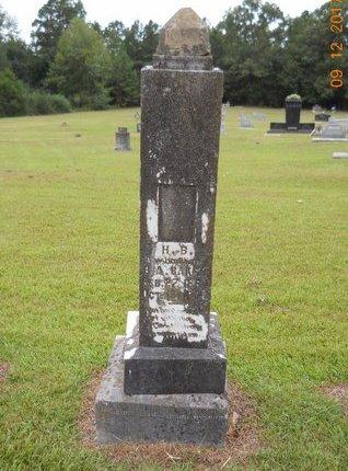 BAKER, H.  B. - Lafayette County, Arkansas   H.  B. BAKER - Arkansas Gravestone Photos