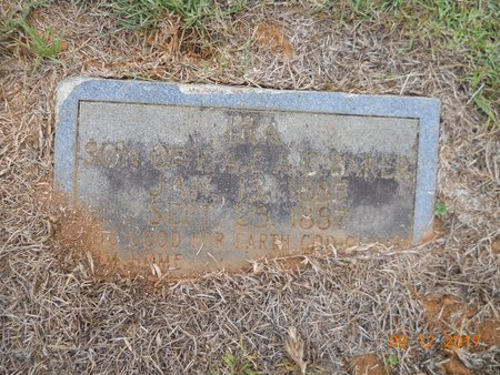 BAKER, IRA - Lafayette County, Arkansas | IRA BAKER - Arkansas Gravestone Photos
