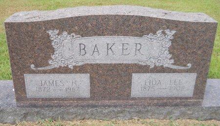 BAKER, JAMES H - Lafayette County, Arkansas | JAMES H BAKER - Arkansas Gravestone Photos